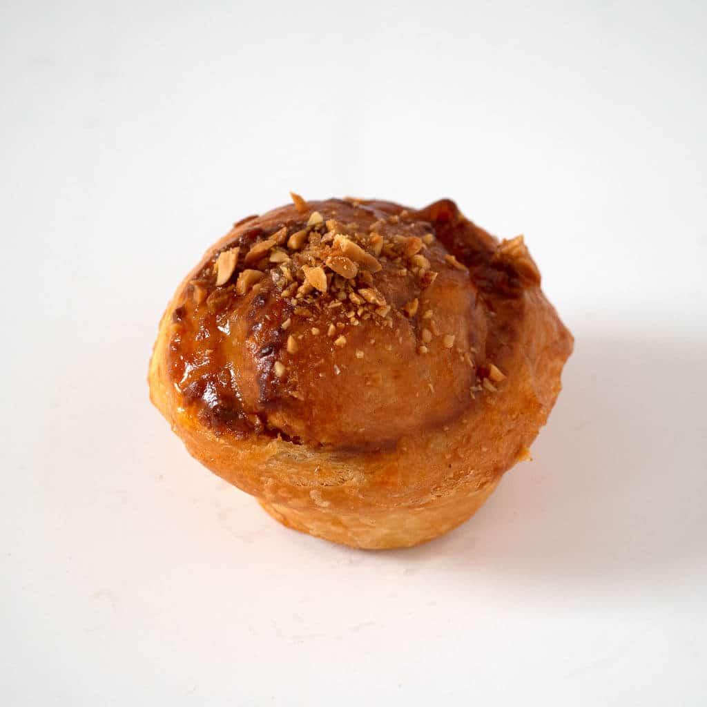 Danish Caramel Peanut
