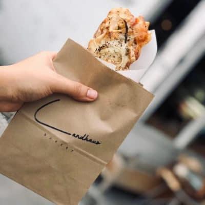 Pizza Baguette - sandwich delivery bangkok