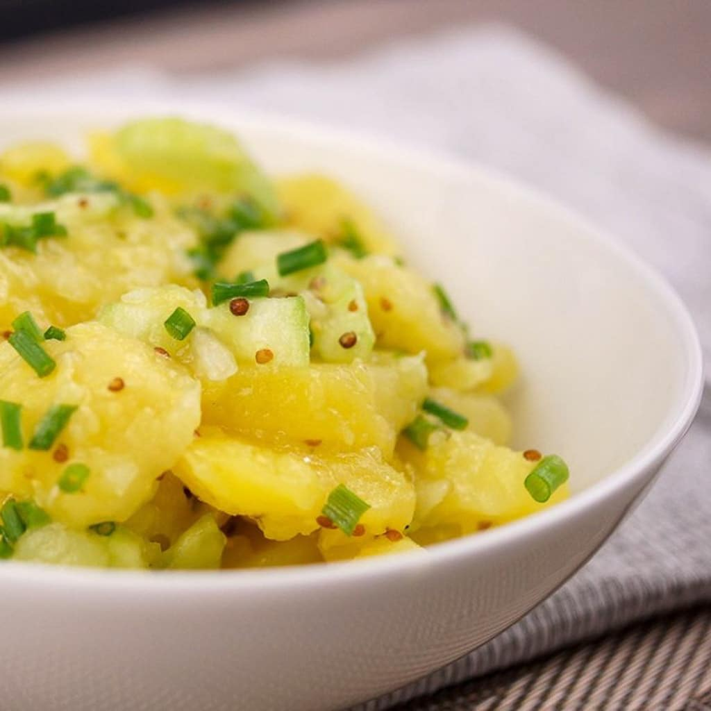 Deutscher Kartoffelsalat
