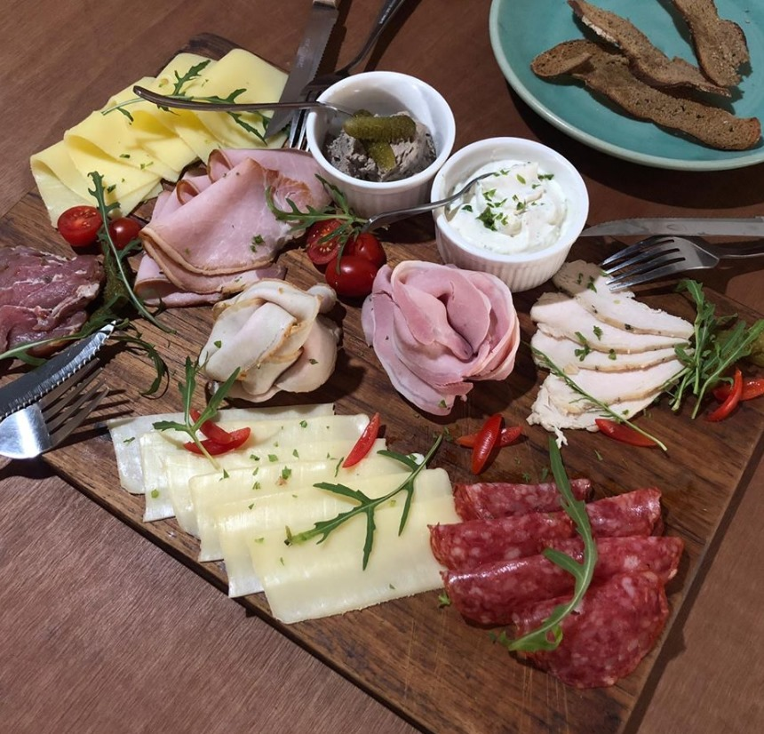 Cold Cuts - Landhaus Bakery Bangkok