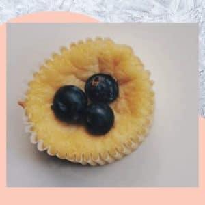 CHEESCAKE PETIT BLUEBERRY Landhaus Bakery