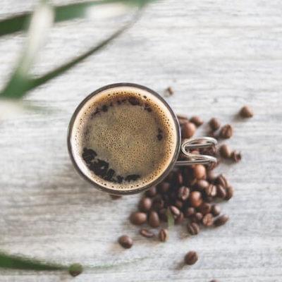 Landhaus Coffee beans
