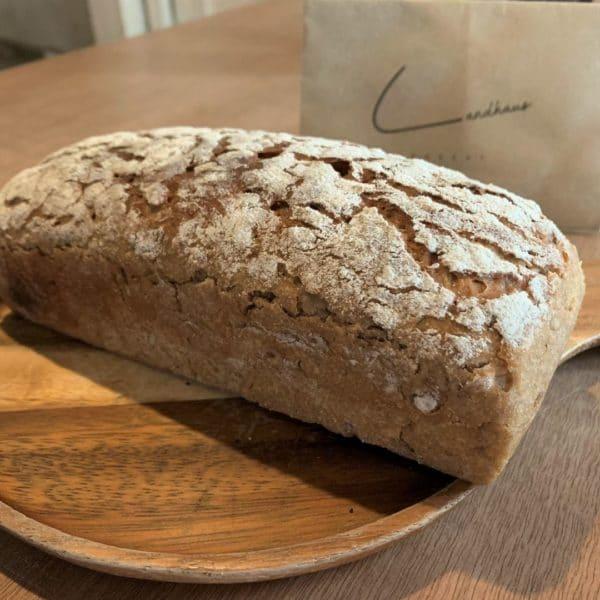 Natural Whole Grain Bread (Kastenbrot)