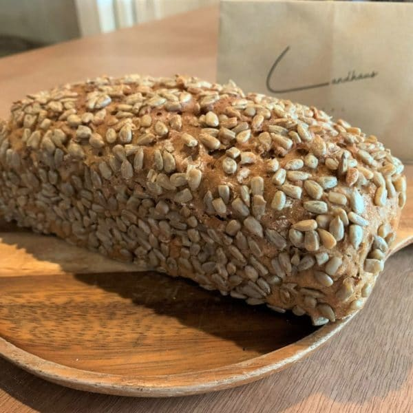 Sunflower Whole Grain (Sonnenblumen Kastenbrot)