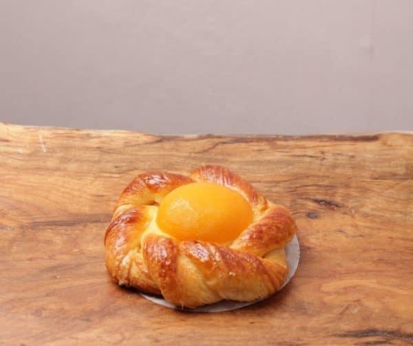 Peach Danish