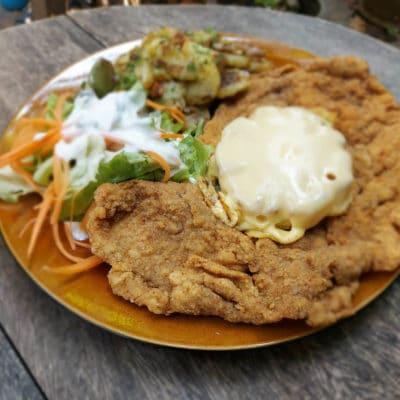 schnitzel-hawaii