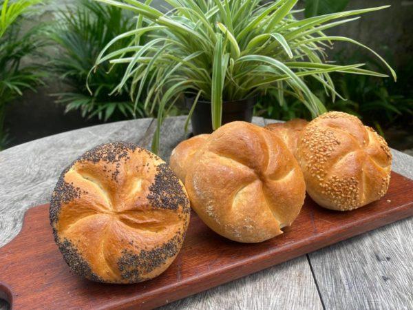 Breakfast rolls landhaus bakery