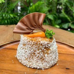Karottenkuchen Bangkok