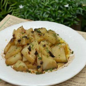 German Potato Salad with Oil